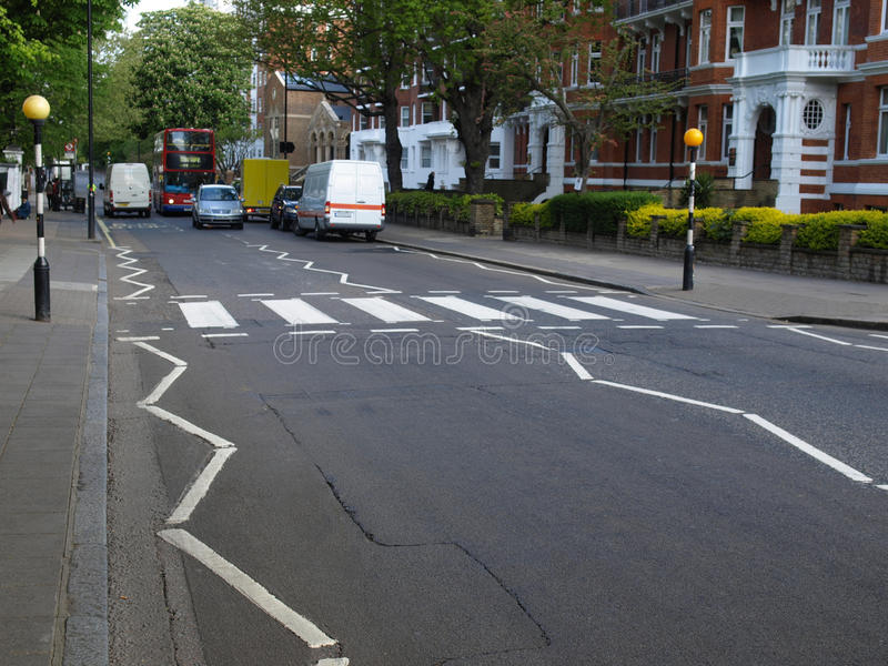 Download Abbey Road editorial stock image. Image of united, britain - 15311804