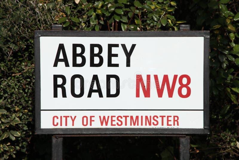 Abbey Road fotografie stock libere da diritti