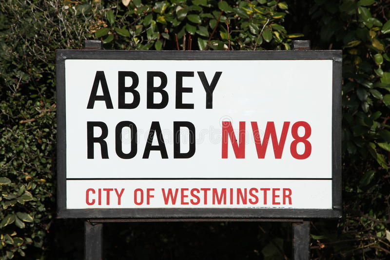 Download Abbey Road stock photo. Image of north, road, street - 32288828