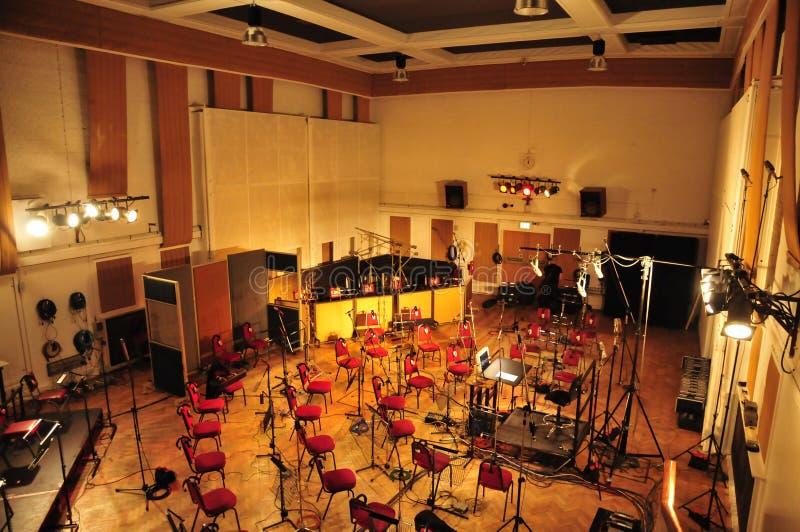 Abbey Road Studios, Londra immagine stock