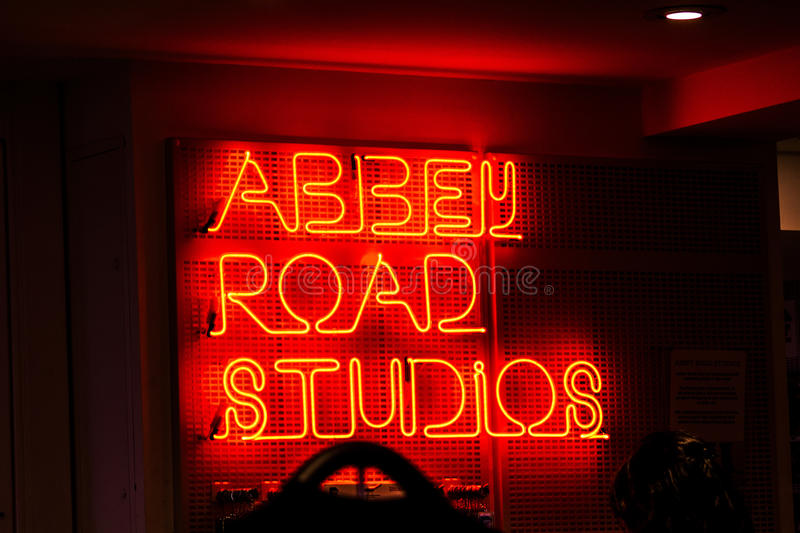 Abbey Road Studios stock images