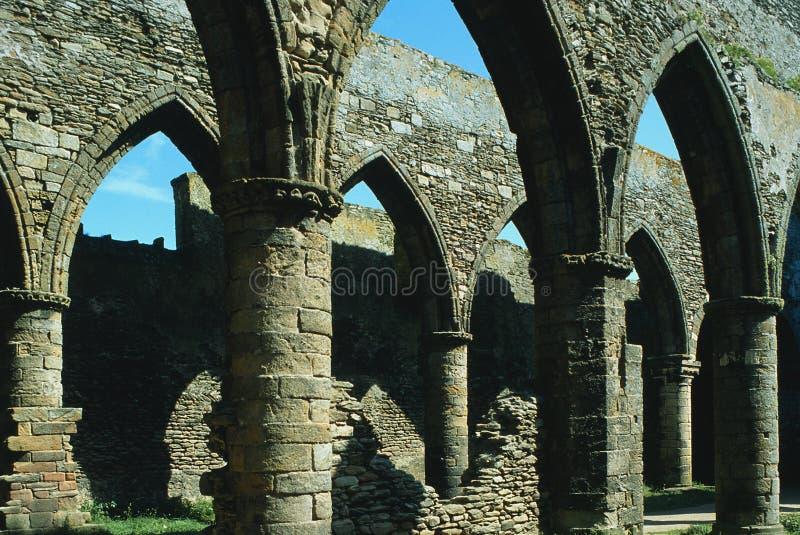 abbey ruina zdjęcia royalty free