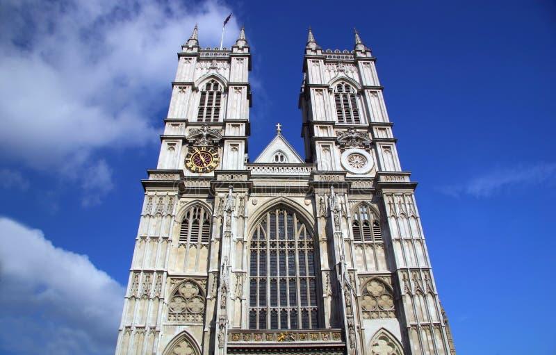 abbey westminster royaltyfri fotografi