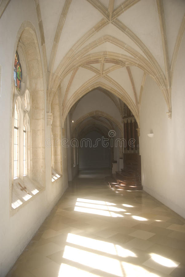 abbeybenedictinehungary pannonhalma arkivbilder