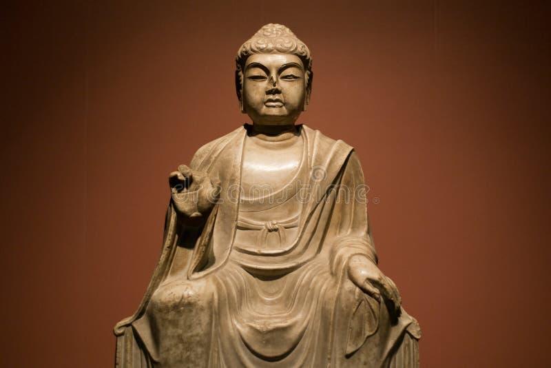 Abbildung des Buddhas stockbild
