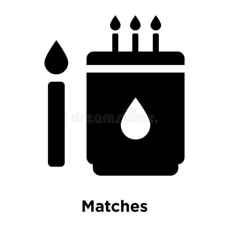Abbina il vettore dell'icona isolato su fondo bianco, il concetto o di logo royalty illustrazione gratis