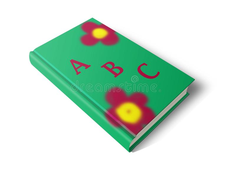 ABC第一书 库存照片