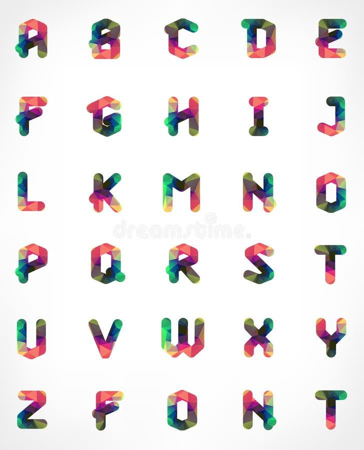 abc μηχανικό καθορισμένο χρονοδιάγραμμα επιστολών αλφάβητου ελεύθερη απεικόνιση δικαιώματος