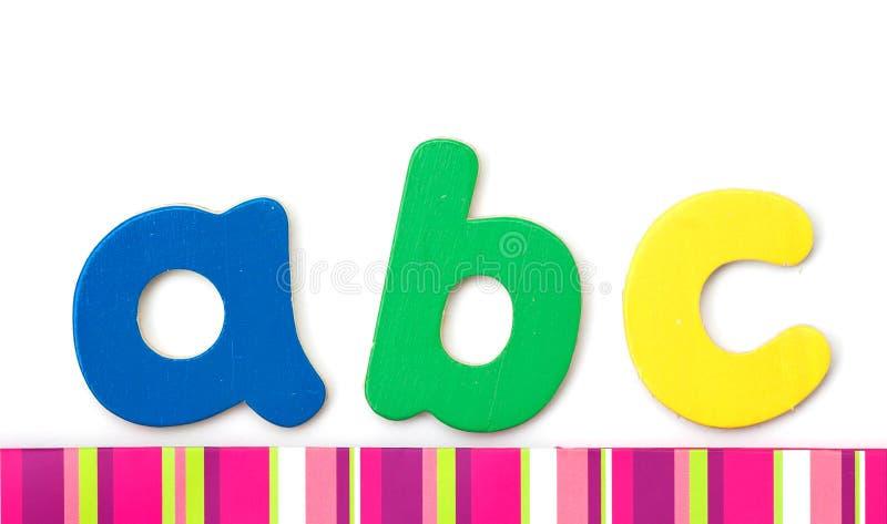 abc στοκ εικόνα με δικαίωμα ελεύθερης χρήσης