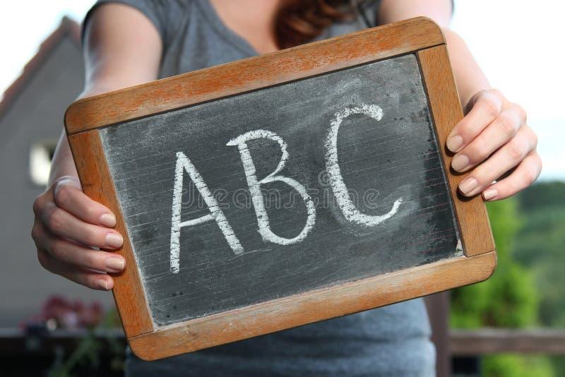 ABC stock foto's