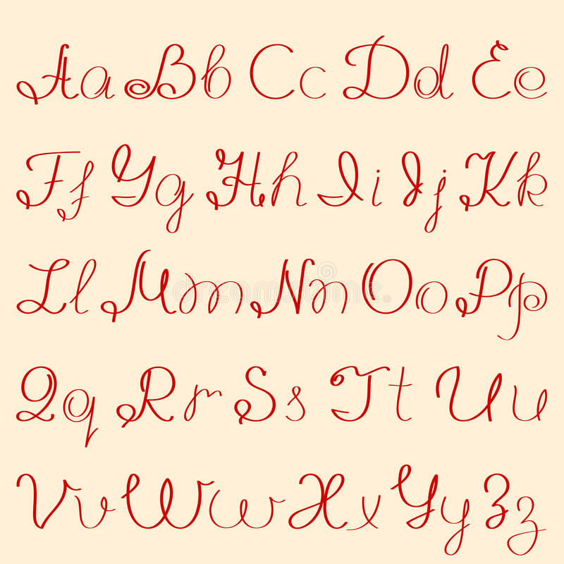 ABC vektor abbildung