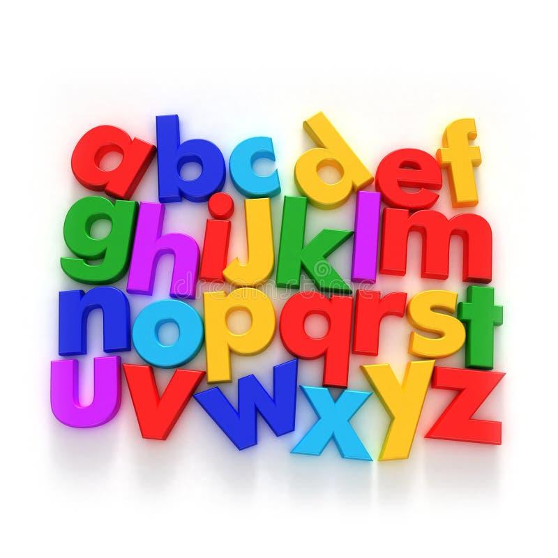 ABC illustration de vecteur