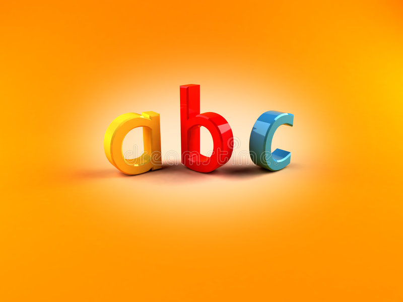 Download Abc stock illustration. Image of teach, learn, play, spell - 3638317