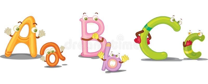 abc stock illustrationer