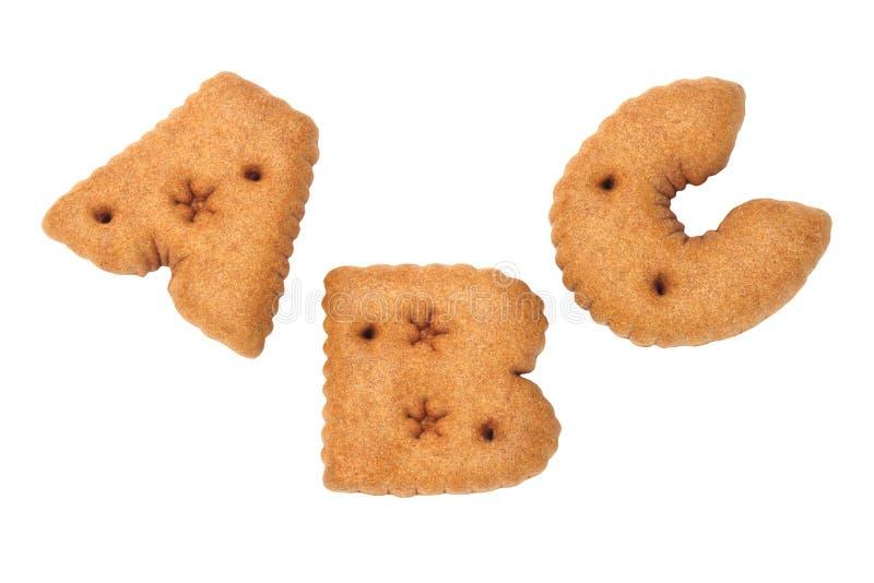 Download ABC Alphabet Chocolate Cookies Stock Photo - Image: 21781698