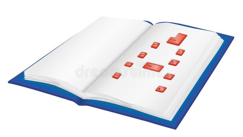 Abc-book royalty free stock photos