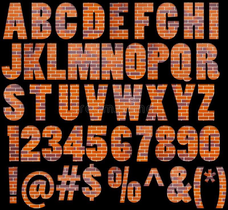 Download ABC stock illustration. Image of design, background, brown - 31538674