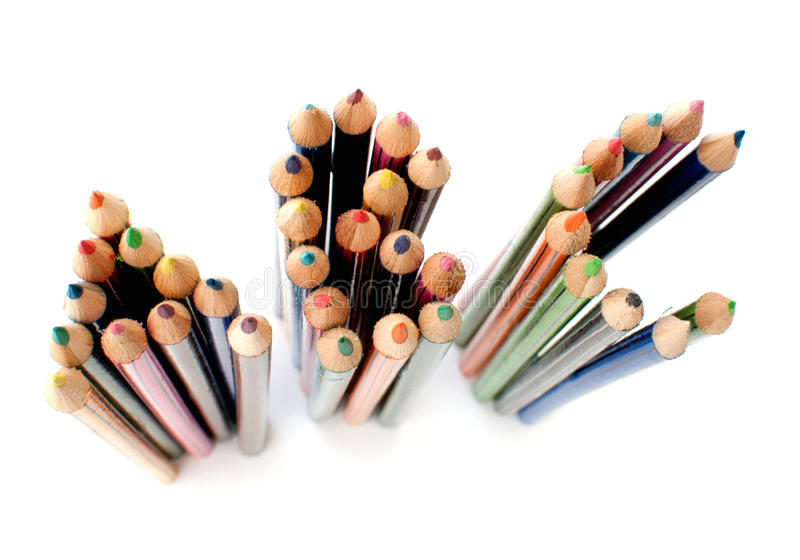 Download ABC colored pencils stock image. Image of pencils, creativity - 25313737