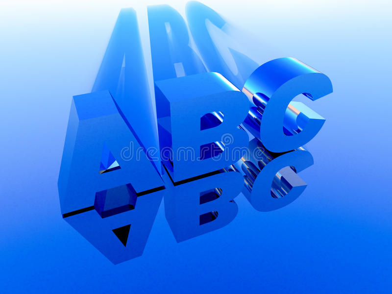 Download Abc stock illustration. Image of text, graphic, school - 33701459