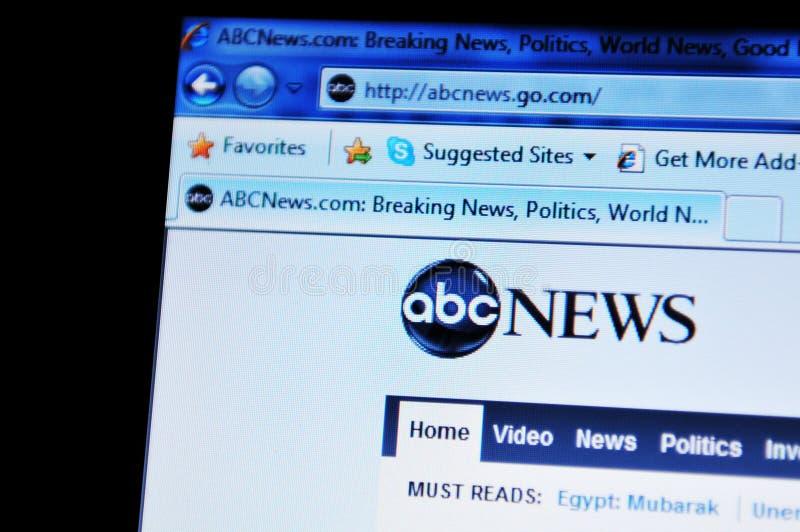 ABC News stock photo