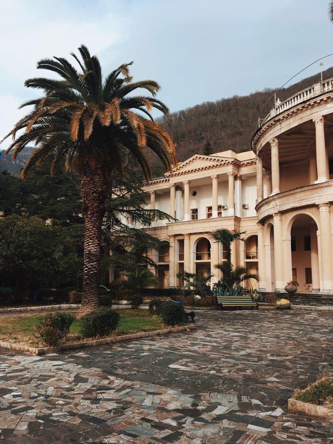 Abchasien lizenzfreie stockbilder
