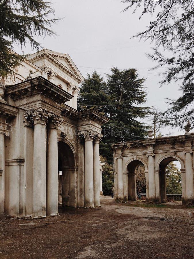 Abchasien lizenzfreies stockbild