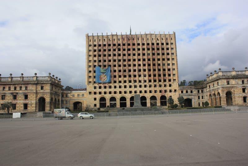 Abchazië stock afbeeldingen