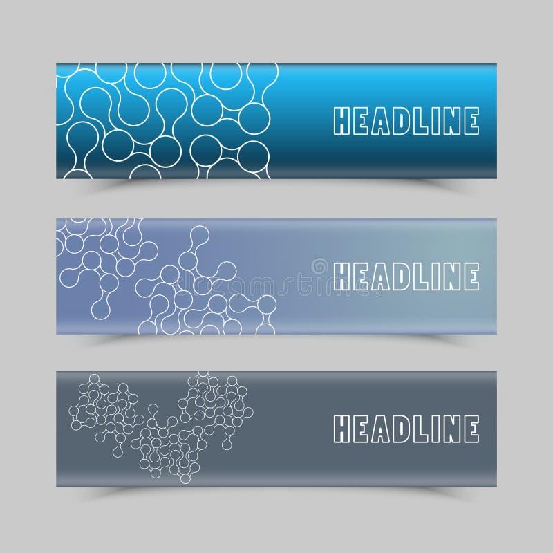 Abdeckungen mit Zahlen des DNA-Moleküls lizenzfreie abbildung