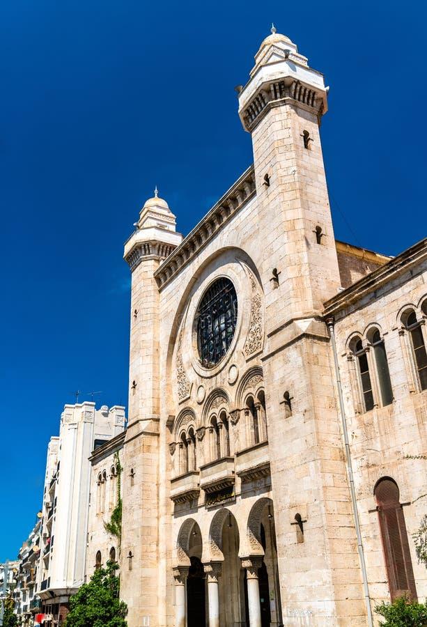 Abdellah Ben Salem Mosque à Oran, Algérie images stock