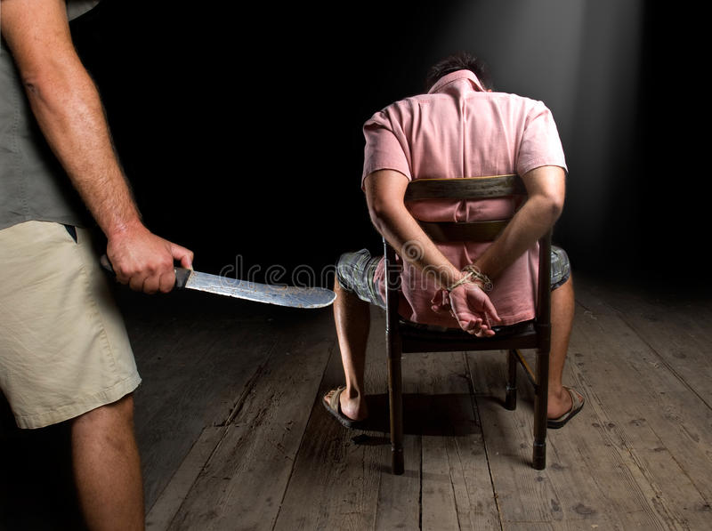 Download Abduction stock photo. Image of knife, death, crime, gang - 16137394