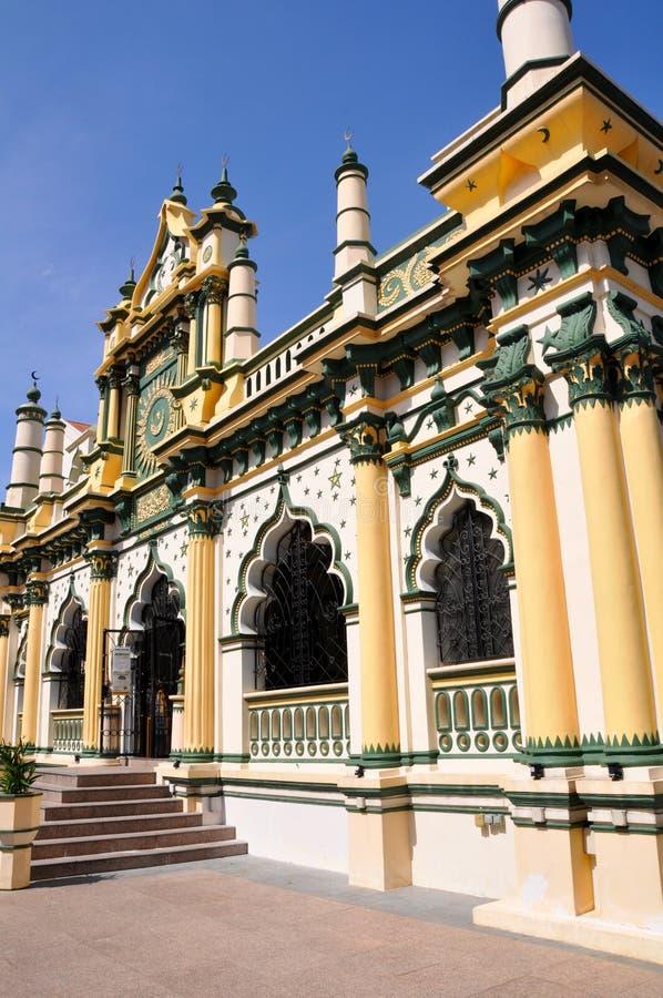 Abdul Gafoor Mosque, Singapore. Abdul Gafoor Mosque, Little India Of Singapore stock photos