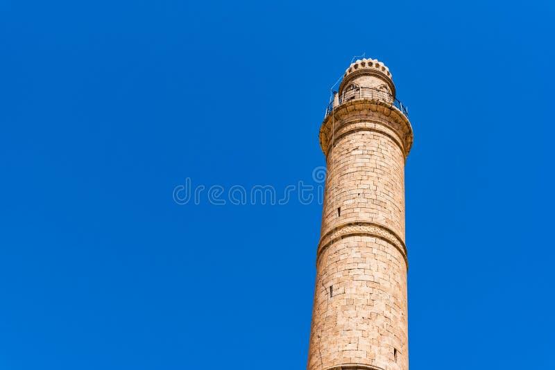 Abdullatif清真寺详细的看法在马尔丁,土耳其 免版税库存照片