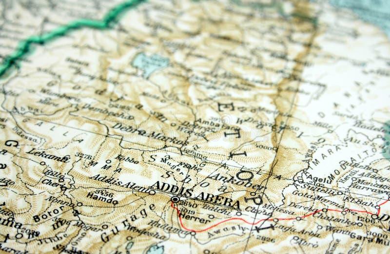 abeba addis ethiopia arkivfoton