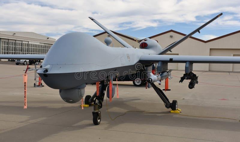 Abejón del segador de la fuerza aérea MQ-9 foto de archivo libre de regalías