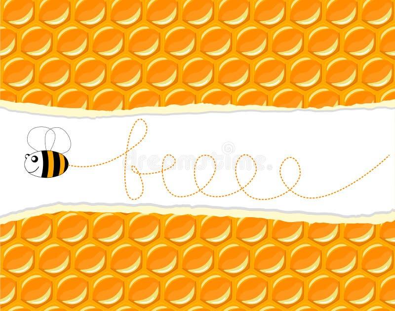 Abeja libre illustration
