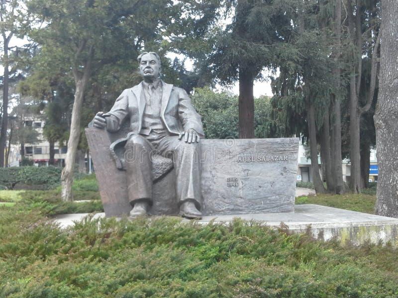 Abel Salazar ningún Oporto imágenes de archivo libres de regalías