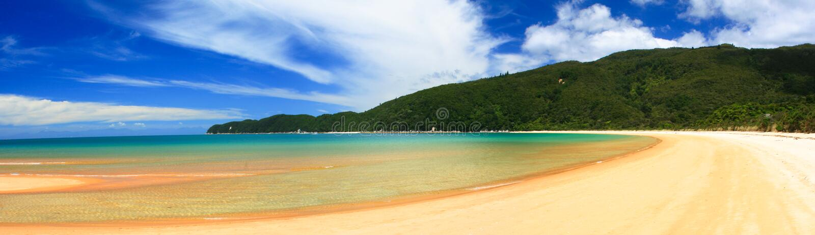 Abel Tasman National Park stock photography