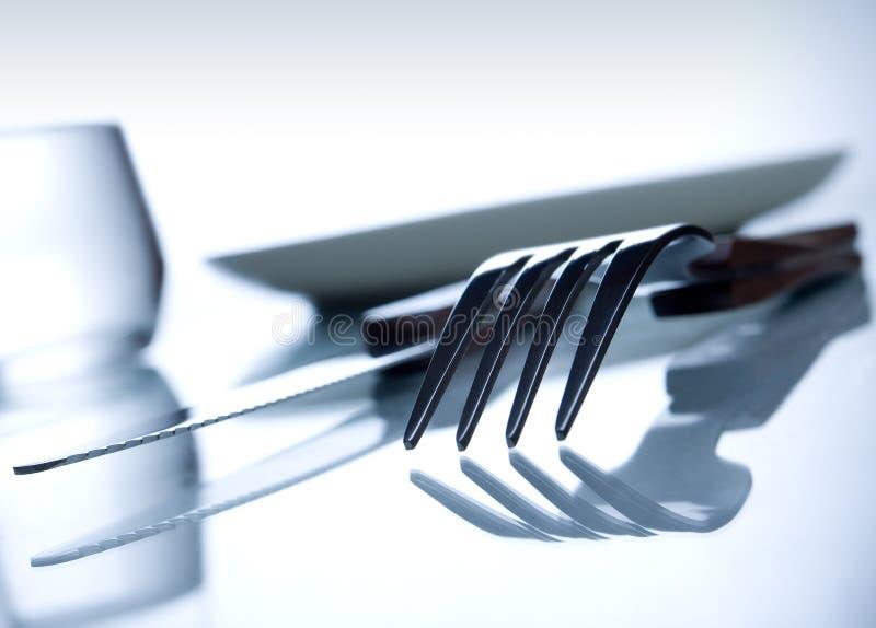 Abendessen lizenzfreies stockbild