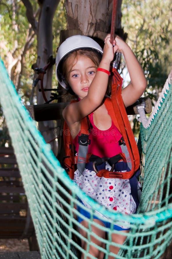 Abenteuerpark lizenzfreies stockbild