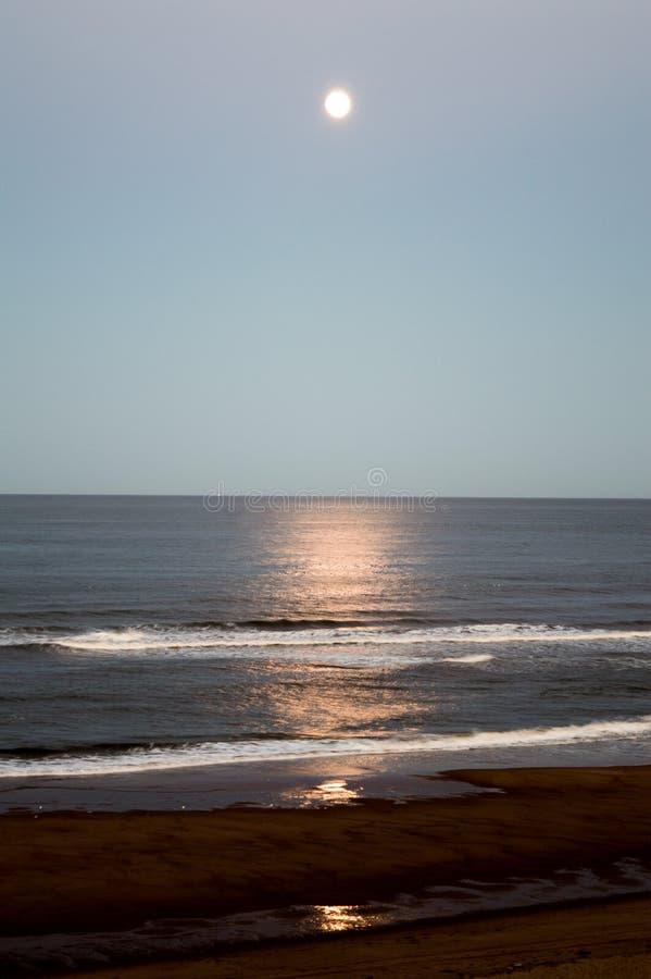 Aberdeen-Direktübertragungs-Strand stockbild