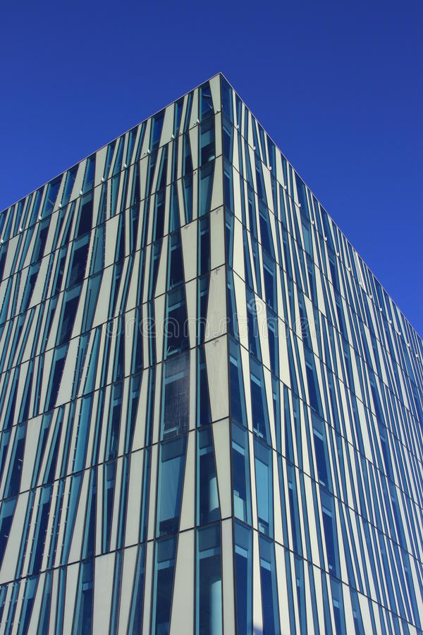 Aberdeen-Universitätsbibliothek lizenzfreie stockbilder