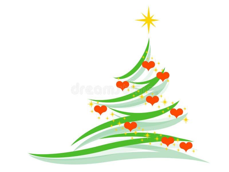 Download Abeto stock de ilustración. Ilustración de blanco, árbol - 7288273
