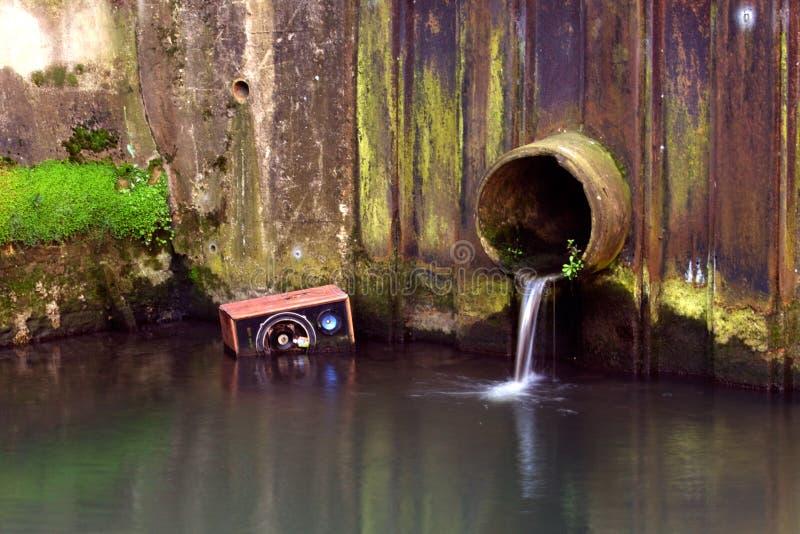 Abfall stockfotografie