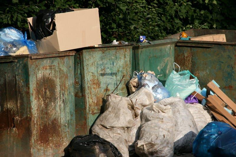 Abfall stockbilder