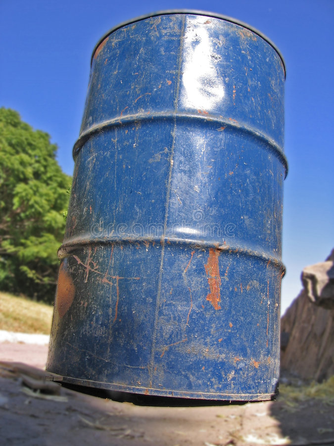 Abfall-Dose stockfotos