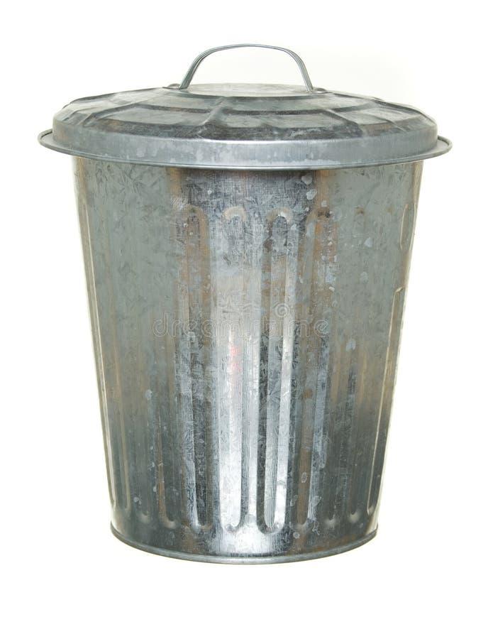Abfalleimer, Kappe ein lizenzfreie stockbilder