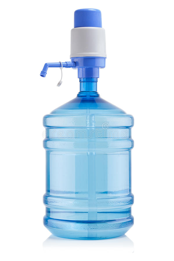 Abgefülltes Trinkwasser lizenzfreie stockfotografie