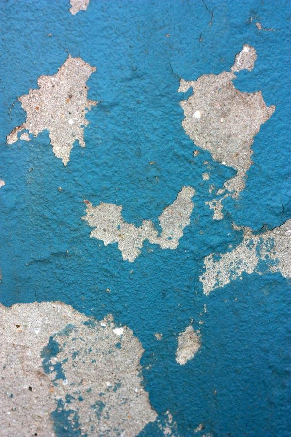 Abgenutzter Lack auf Wand stockbilder