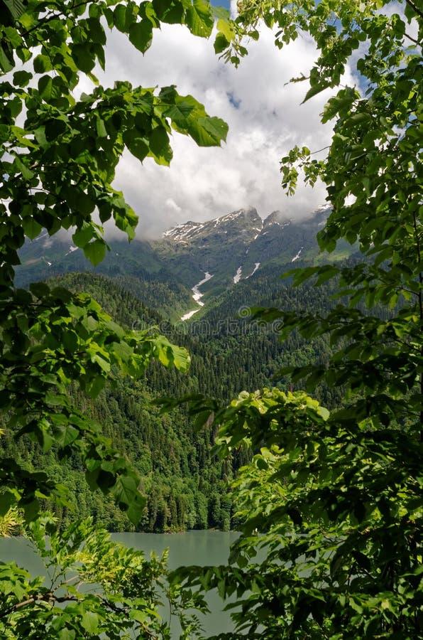 Abhazia fotografia stock libera da diritti