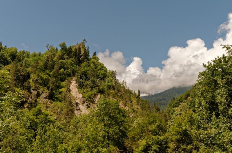 Abhazia photos stock